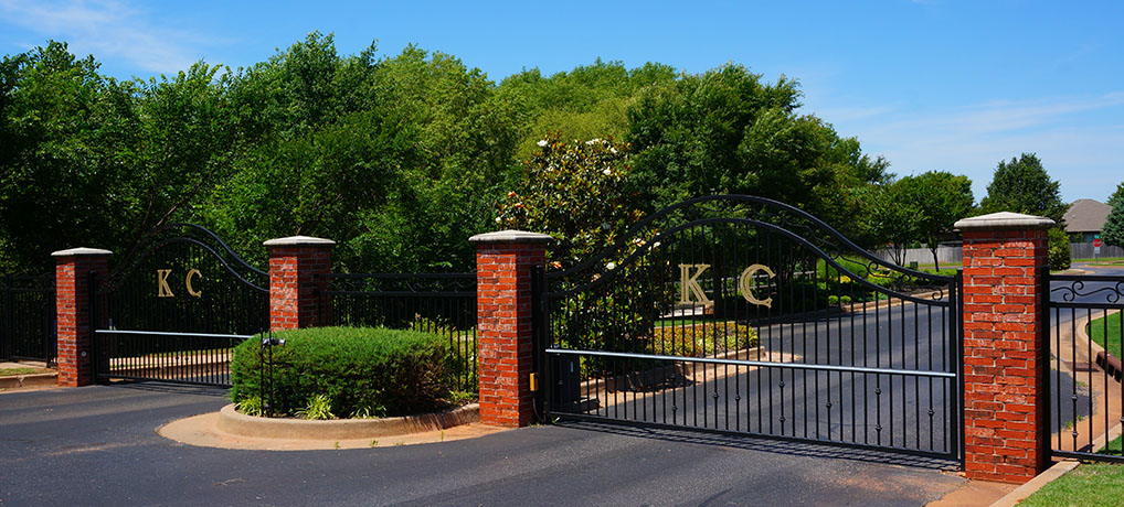 KC Gate in Summer 2020